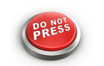 Do Not Press Button
